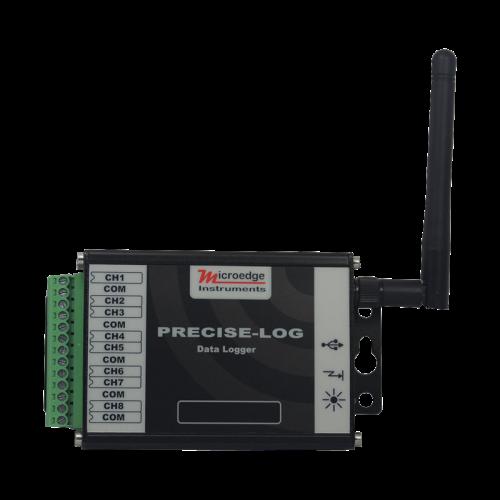 wireless thermistor data logger