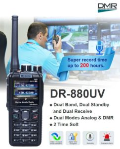 two-way radio with GPS